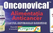 Onconovical – Cel mai cunoscut supliment pentru imunitate si dieta anticancer (P)