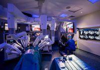 Ce se întâmplă în timpul unei operații cu cel mai modern robot, din lume?