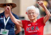 """Cum se menține în formă cea mai în vârstă atletă. """"La 103 ani, fiecare nouă zi e un miracol"""""""