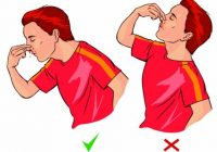 Cum recomandă medicii să reacționezi dacă îți curge sânge din nas