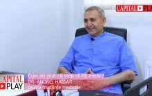 De ce și-a dorit dr. Andrei Haidar să fie medic