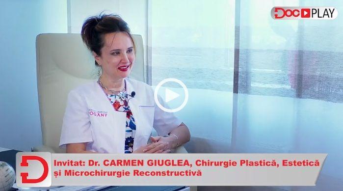 DocPlay cu dr. Carmen Giuglea. Cum să-ți recapeți silueta după naștere?