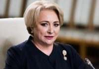 """Viorica Dăncilă despre Vasile Ciurchea: """"Acest om a lucrat în sistem şi este un profesionist. Cred în prezumția de nevinovăție"""""""