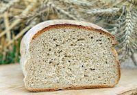 Cel mai recomandat tip de pâine! Ideală pentru vegetarieni, când ții dietă sau când ai probleme de tranzit intestinal