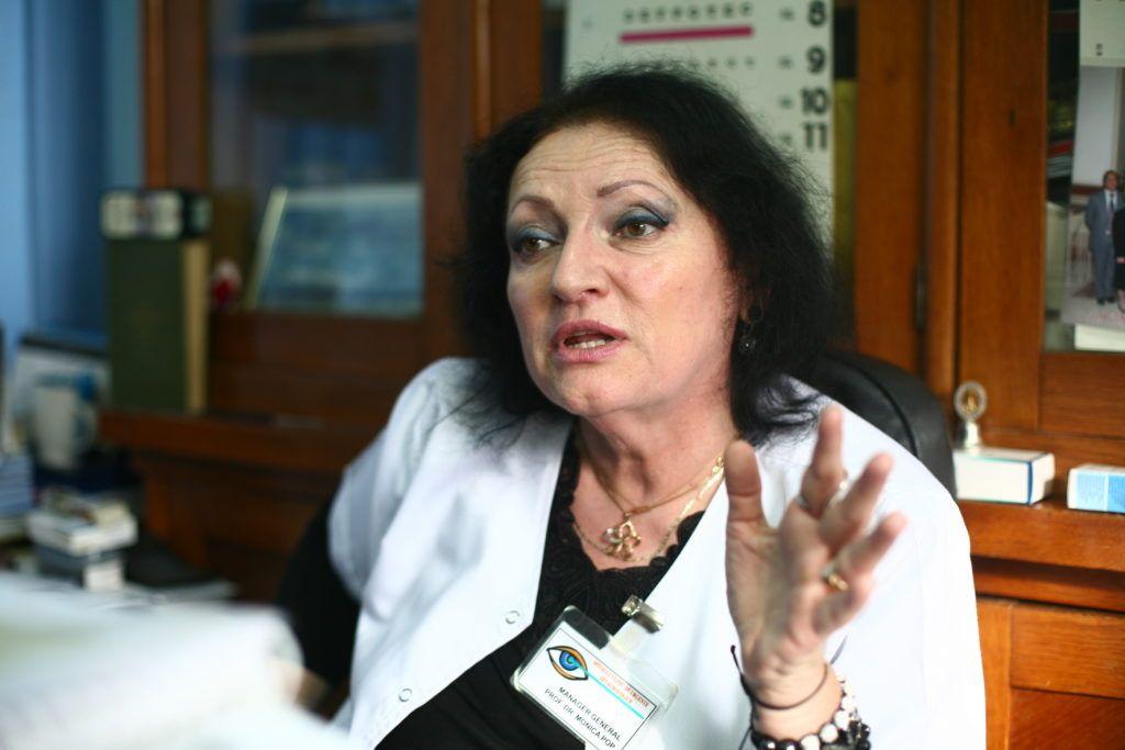 """Prof. Univ. Dr. Monica Pop: """"Unii oameni rămân nevăzători din cauza sfaturilor sau a tratamentelor luate de pe internet. Alții au și murit, este o greșeală foarte mare!"""""""