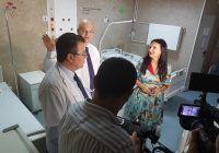 """S-a redeschis secția de ortopedie pediatrică de la Spitalul """"Grigore Alexandrescu"""""""