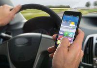 Modificările Codului Rutier. Permisul se suspendă și dacă ții telefonul în mână! Este foarte important să le cunoaștem