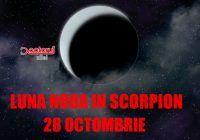 Luna Noua in Scorpion sau cand  renasterea se scutura de vechi, perimat si nociv. Momentul maxim de reinnoire, ne curatam gandurile, viata, modul de a iubi