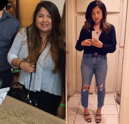 """O femeie din SUA a reușit să dea jos 33 de kilograme combinând două metode ingenioase de slăbit. """"Nu mă așteptam la un rezultat atât de rapid"""""""