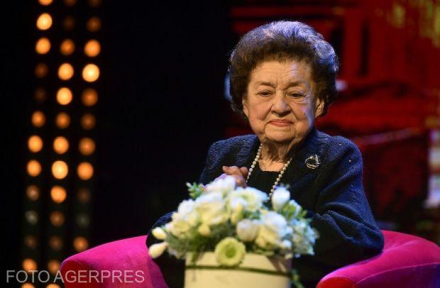 A murit actrița Tamara Buciuceanu Botez