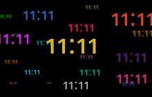 Ce ne așteaptă în data de 11.11. Este un portal energetic cu multiple beneficii, o resetare a vieții și a șanselor