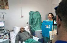 Un român de 42 de ani a donat chiar de ziua lui o șansă la viață pentru un copil din Italia