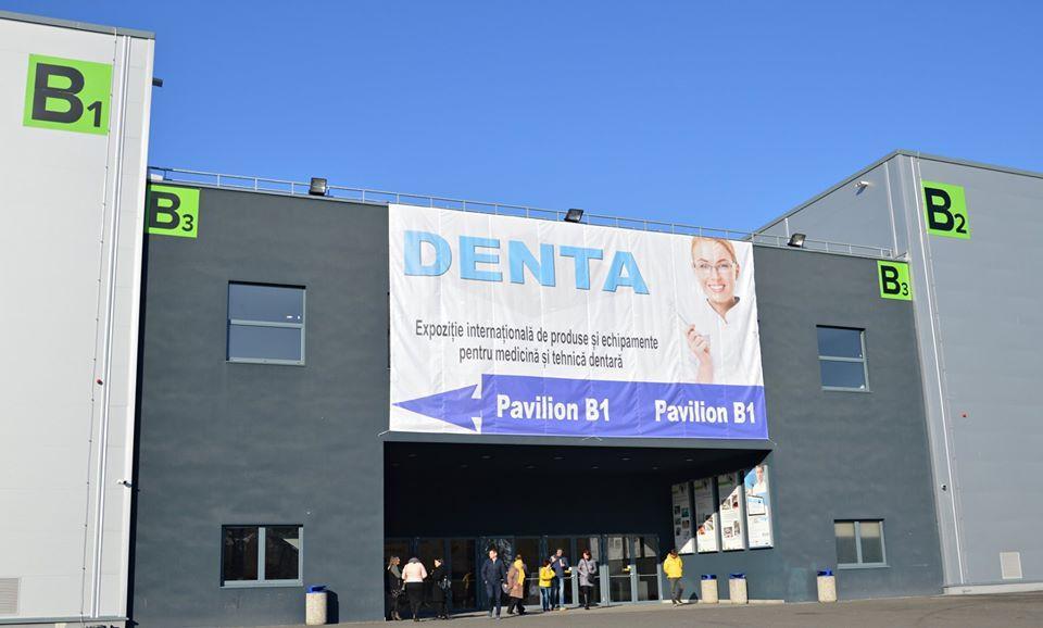 Liderii industriei stomatologice au fost prezenți la DENTA II