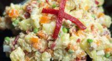 Mihaela Bilic, adevărul despre salata boef! Un singur ingredient este periculos pentru siluetă