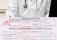 Concediu medical și indemnizație pentru carantină. Anunțul făcut de CNAS