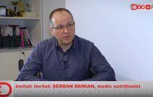 """VIDEO/Dr. Șerban Damian, nutriționist: """"Postul intermitent prelungește viața și combate bolile de inimă"""""""