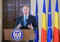 Președintele Iohannis: Cei care alarmează populația dau dovadă de iresponsabilitate și le cer să înceteze! Consiliul Suprem de Apărare a Ţării se întrunește pe tema noului coronavirus