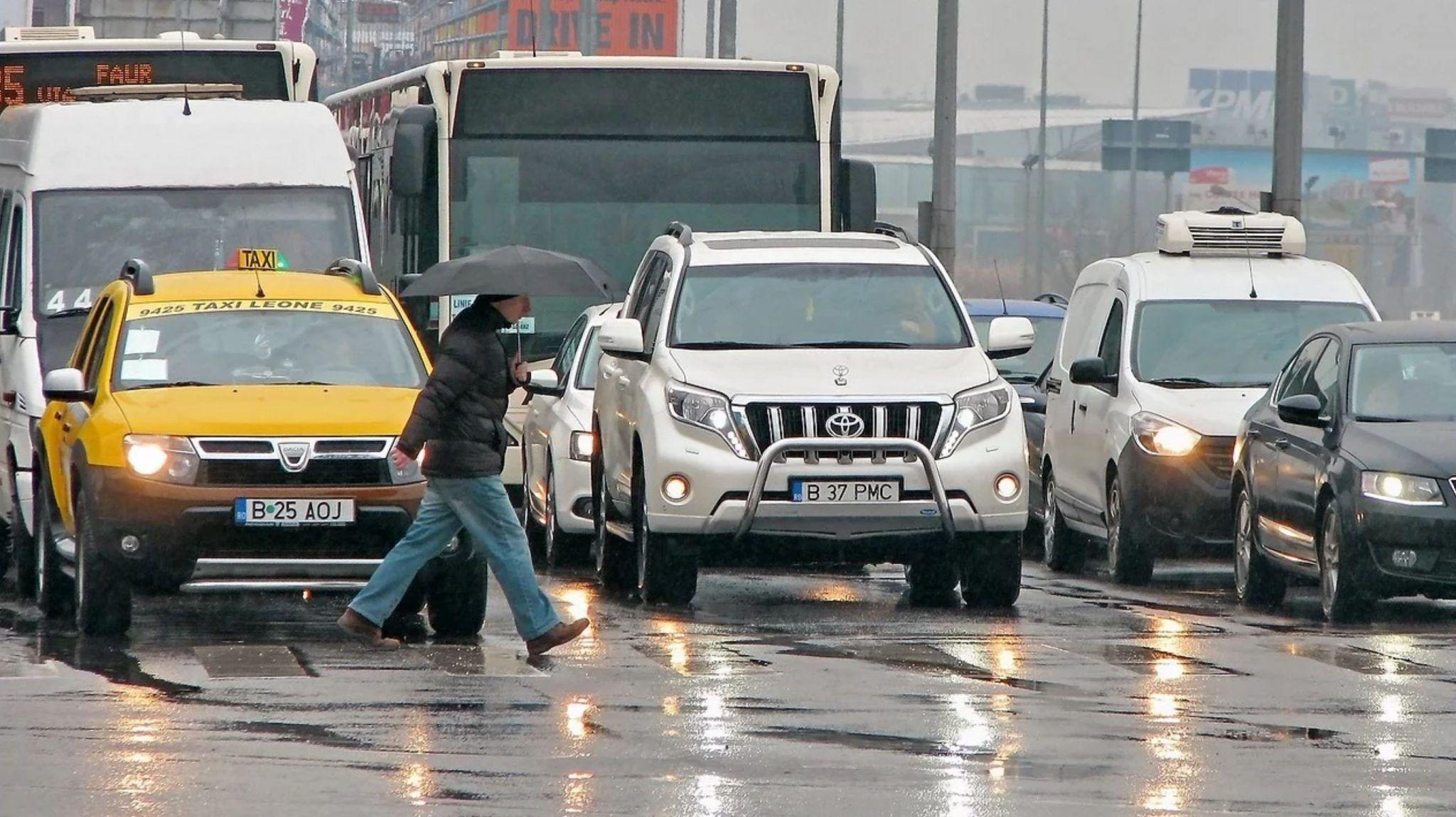 Taxa Oxigen în București. Cum se va schimba viața șoferilor și calitatea aerului de la 1 martie