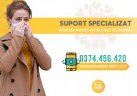 Dacă simți că acest virus ți-a dat lumea peste cap, dacă ai depresie sau anxietate, poți vorbi cu specialiști. Help Line gratuit