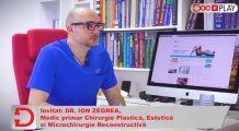 """VIDEO/Dr. Ion Zegrea, chirurg estetician: """"S-a schimbat idealul frumuseții feminine."""" Partea corpului pe care vor să o schimbe tot mai multe femei"""