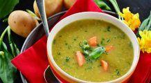 Supa detoxifianta cu legume si ierburi aromate. Este gustoasa si satioasa