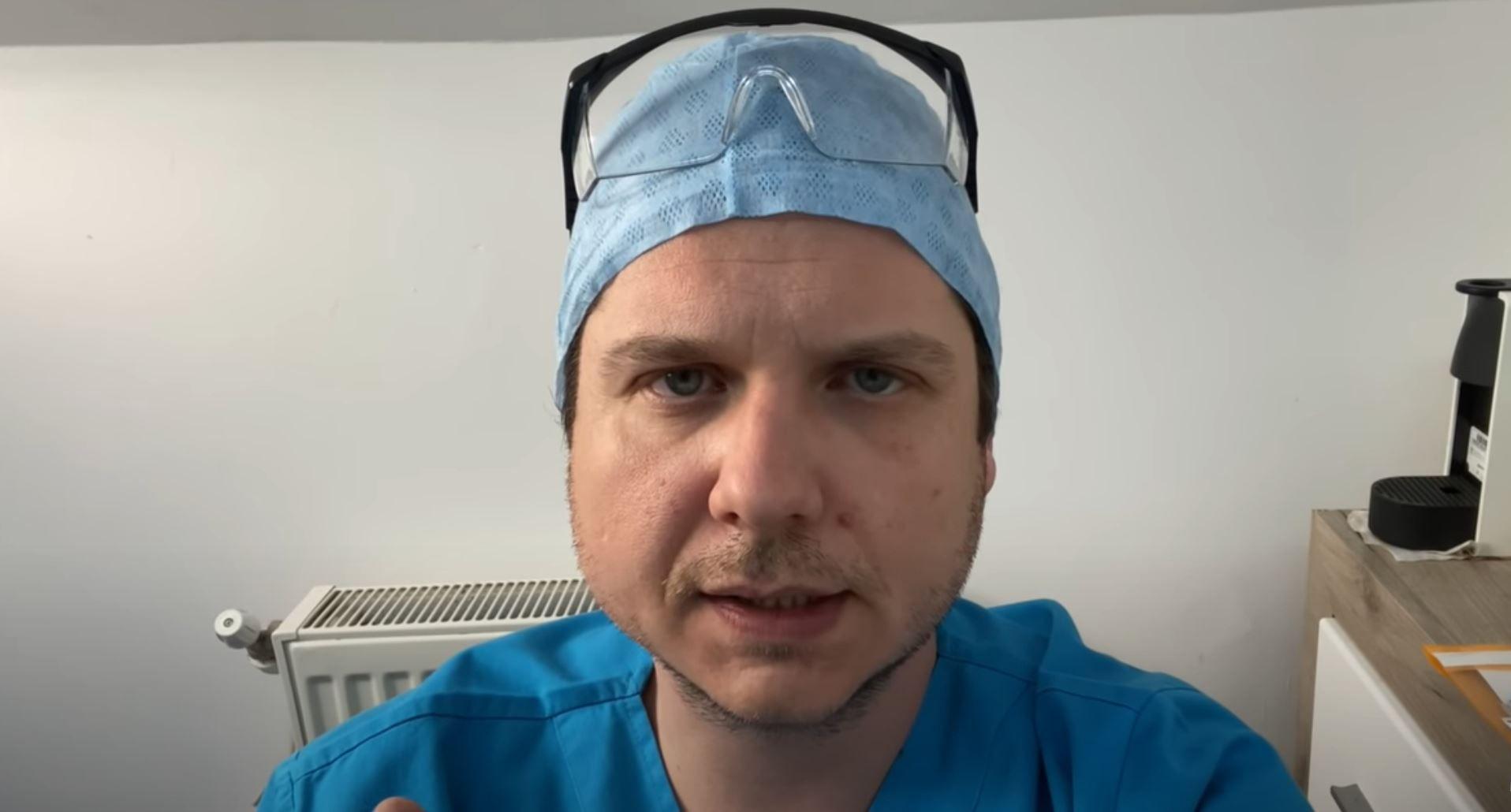 """Cunoscut medic pneumolog: """"Așa ne igienizăm căile respiratorii natural, n-avem altă soluție. Este non agresivă, sterilizantă, antibacteriană!"""""""