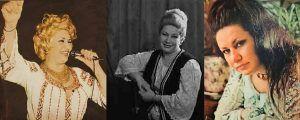 """Legenda morții marii artiste Ileana Sărăroiu ne îngrozește și acum. A fost îngropată de vie? """"Se auzeau zgomote din criptă…"""""""