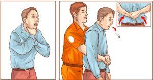 Heimlich și auto-Heimlich. Cum (te) salvezi atunci când apare înecarea cu un corp străin
