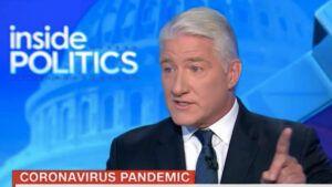 """Jurnalist CNN, mărturisire cutremurătoare, în direct. """"Nu-mi place să-mi spună guvernul ce să fac, dar în acest caz…"""""""